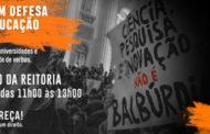 Comunidade acadêmica volta às ruas amanhã (17) em defesa da UFPR