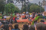 Veja como foram as mobilizações dos TAEs nos diversos campi da UTFPR durante a Greve Nacional da Educação