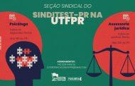 TAEs da UTFPR agora têm atendimento jurídico e psicológico