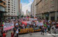 Greve Geral: TAEs da UFPR vão às ruas em defesa da seguridade social e universidade pública
