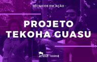 Técnico da Unila coordena projeto que acolhe estudantes indígenas e preserva patrimônio