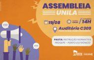 Assembleia local da Unila na próxima segunda (19) vai debater o ponto eletrônico