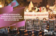 Greve da Educação: Assembleia comunitária na UFPR e ato público pelo NÃO ao Future-se