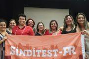 Sinditest-PR participa do Encontro Nacional de Mulheres da FASUBRA