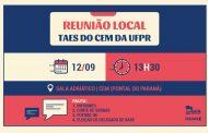 Sinditest-PR convida TAEs do CEM para reunião local em Pontal do Paraná