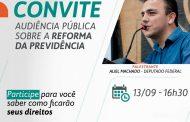 13/9: Audiência Pública em Foz do Iguaçu