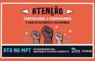 Para defender empregos dos funparianos, Sinditest-PR convoca mobilização para hoje (30)