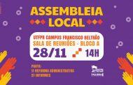 Assembleia em Francisco Beltrão discutirá a Reforma Administrativa