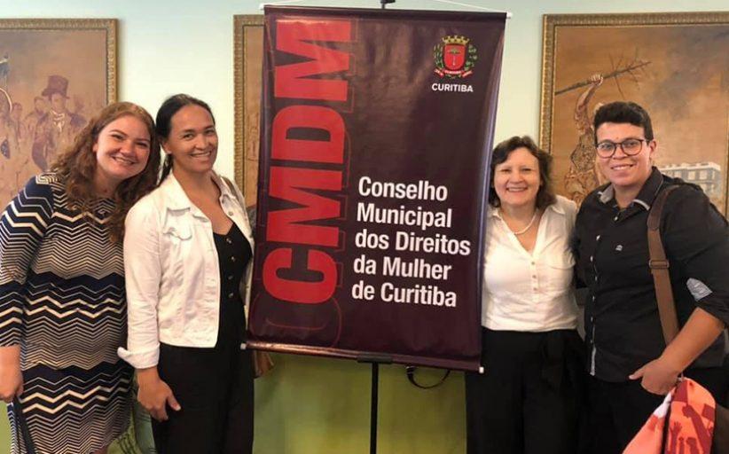 Diretora do Sinditest-PR toma posse no Conselho Municipal dos Direitos da Mulher (CMDM) de Curitiba