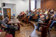 Em assembleia, TAEs deliberam sobre o reajuste do plano da Unimed