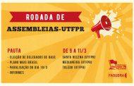 Sinditest-PR promove assembleias no oeste do Paraná para preparar o 18 de março